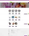 Mega Stitch Homepage