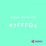 Aqua Menthe #7FFFD4